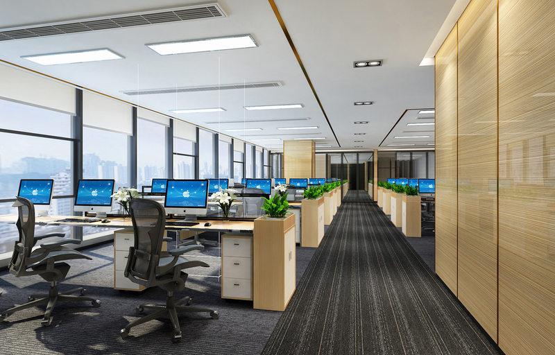 泰和金融總部(深圳)辦公室裝修