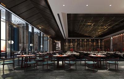 雲禾餐廳裝修